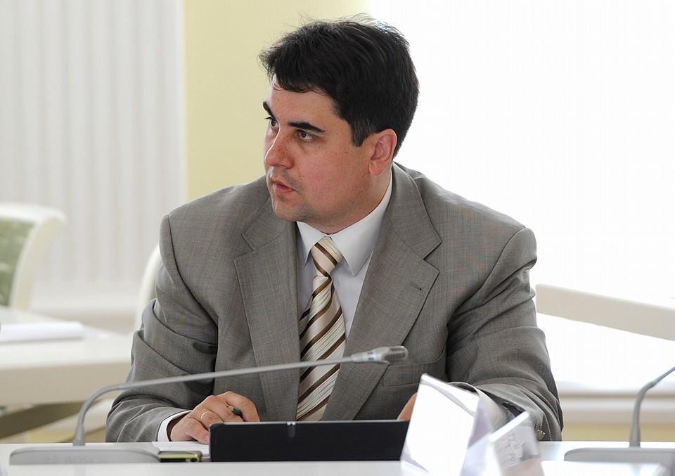 Уполномоченный по правам предпринимателей в Тверской области Антон Стамплевский