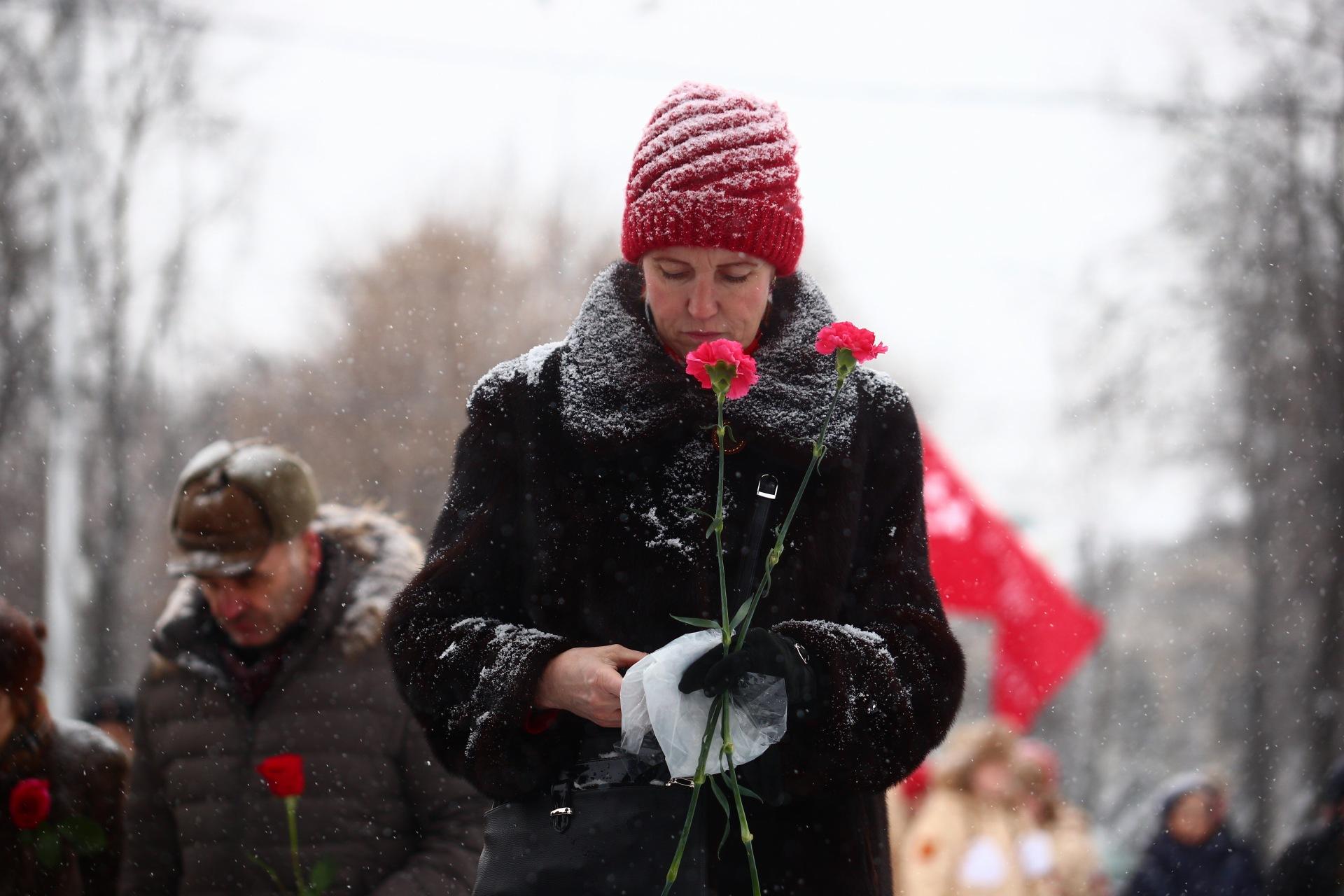 В Твери отметили День снятия блокады Ленинграда