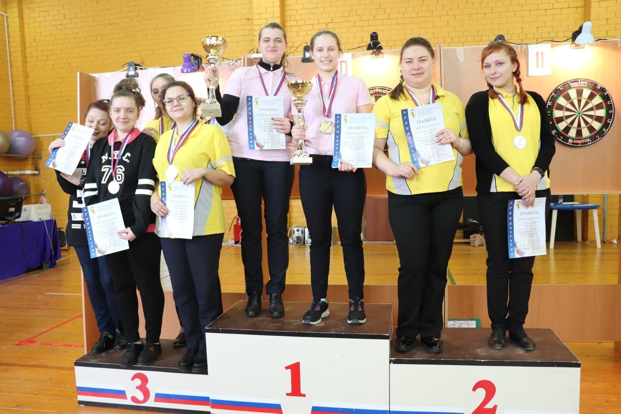Восемь медалей взяли представители Тверской области на чемпионате ЦФО по дартсу