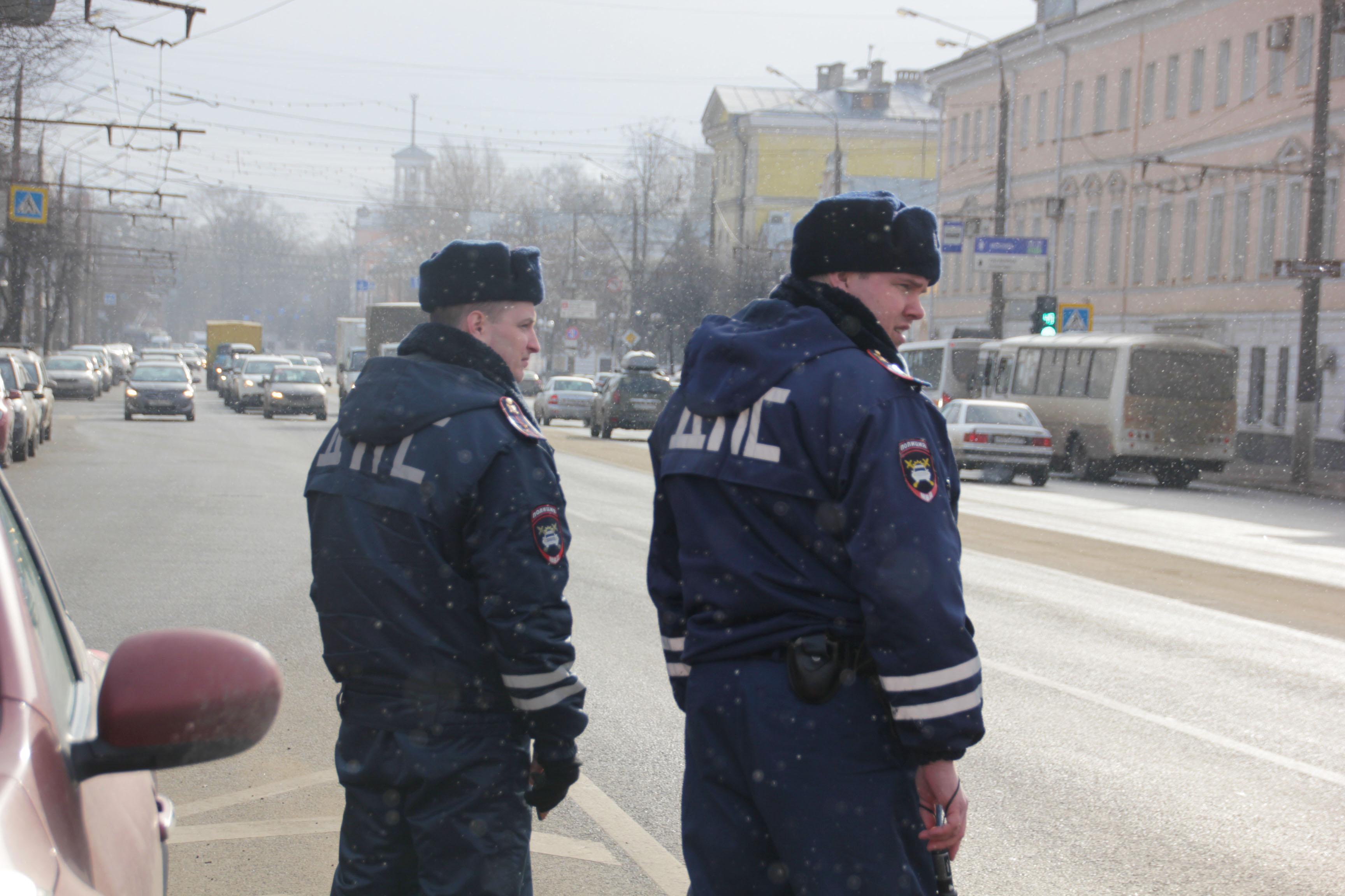 Около 50 водителей в Твери за одно утро попались за не пристегнутые ремни