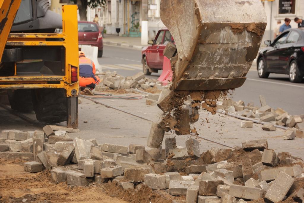 ремонт дорог в Твери