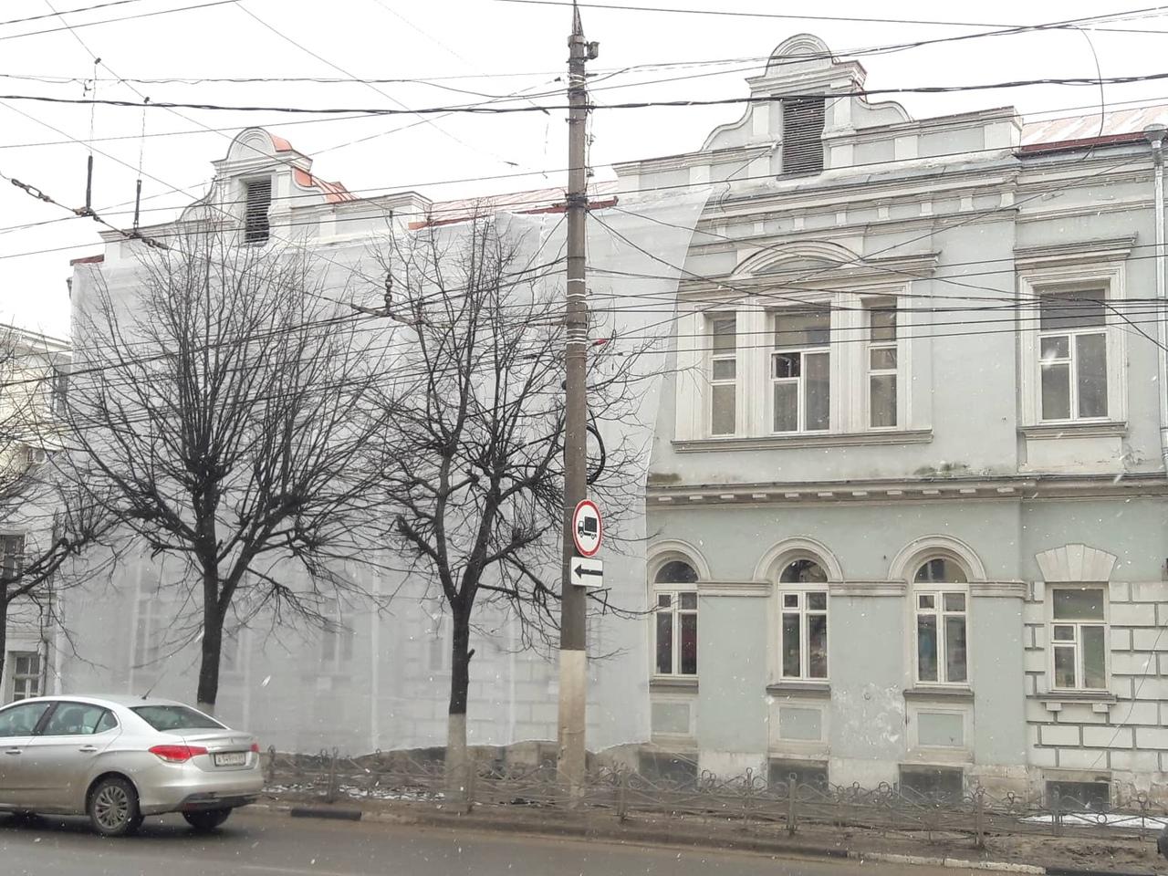 улица Новоторжская, 10
