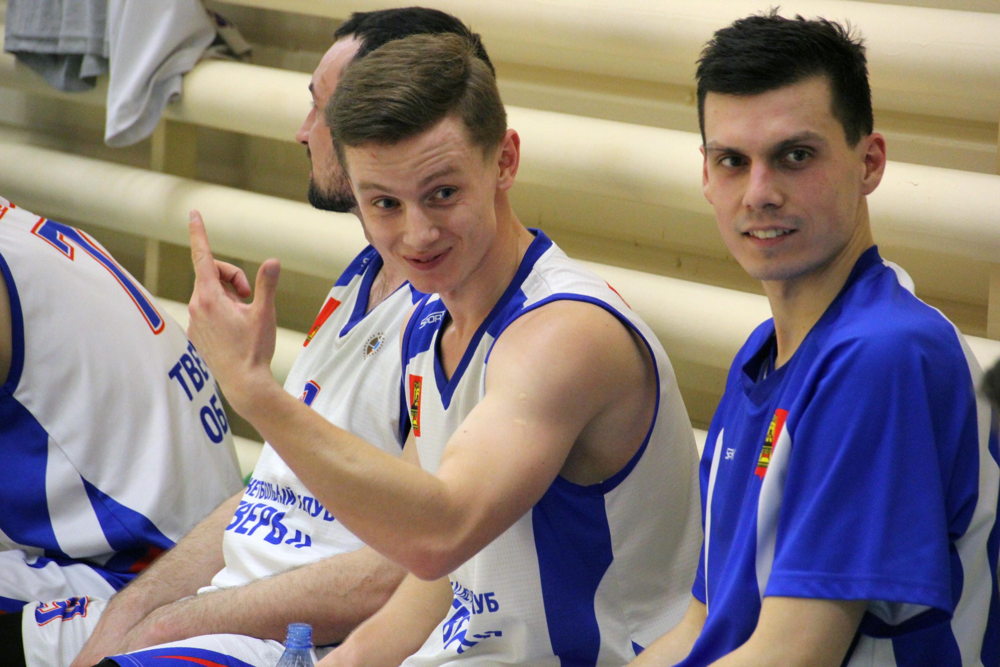 БК «Тверь» поставил новый рекорд в первой игре с «Динамо» и чуть не «проспал» вторую