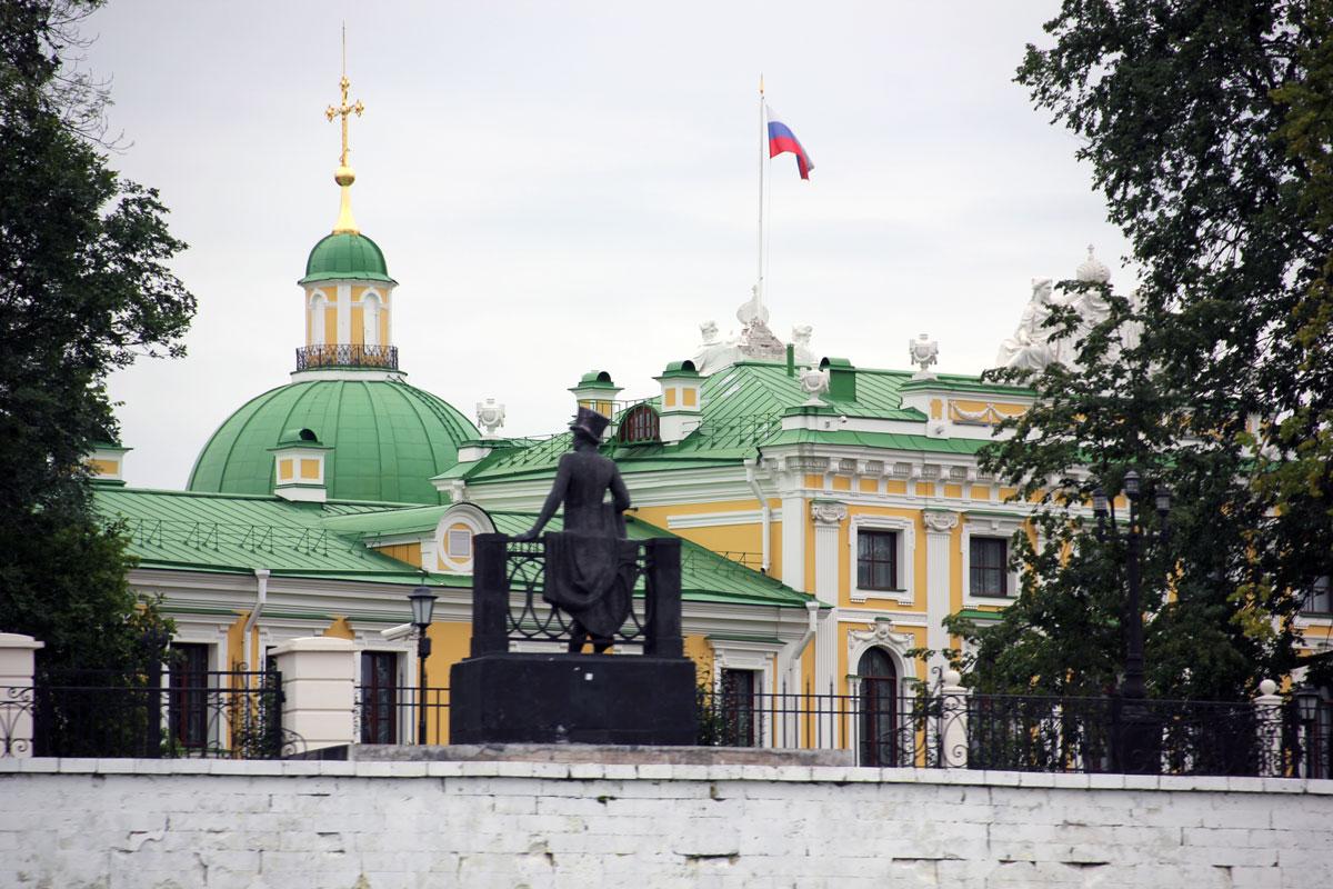Императорский дворец Тверь