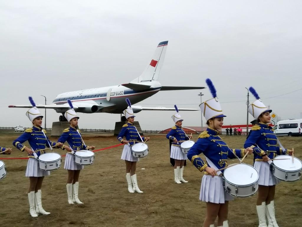 130-летие Туполева в Кимрах
